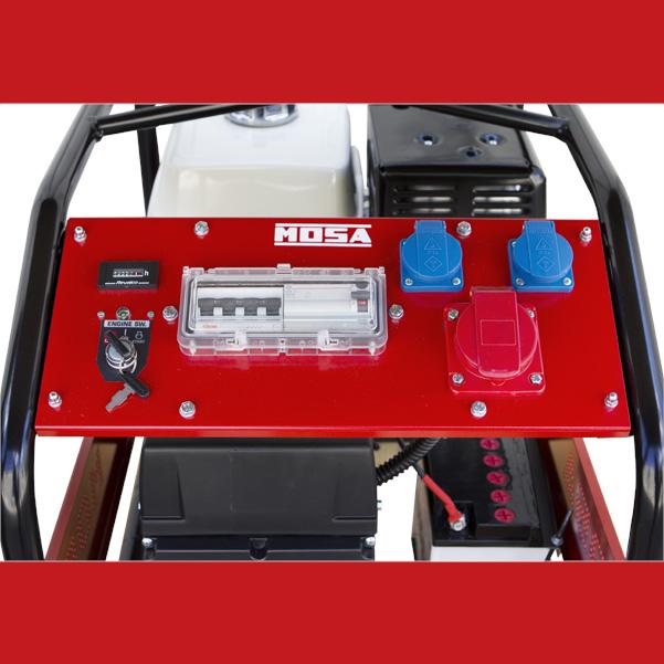 Grupo electr geno gasolina ge 9000 tbh rental ge 9000 for Mosa ge 3000