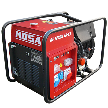 Grupo electr geno ge 12000 kd gs ae mosa energ a for Mosa ge 3000