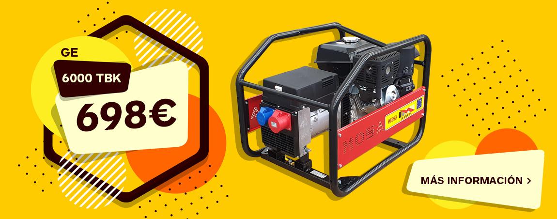oferta generador mosa
